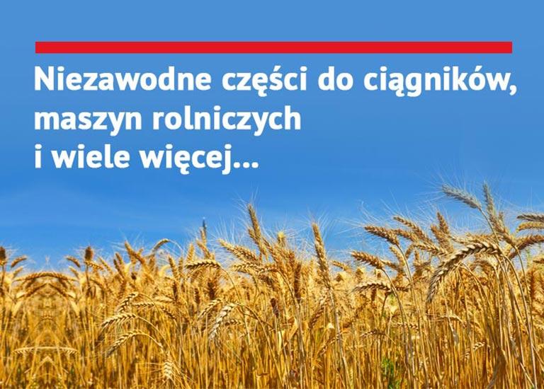 Internetowy Sklep Z Częściami Do Maszyn Rolniczych Agrokom